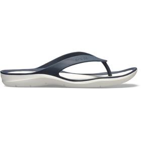 Crocs Swiftwater Sandaler Damer, blå/hvid